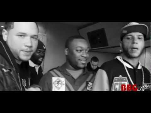 FRECK BILLIONAIRE, CHEEKZ, BLAKSMIF (In Studio Performance)