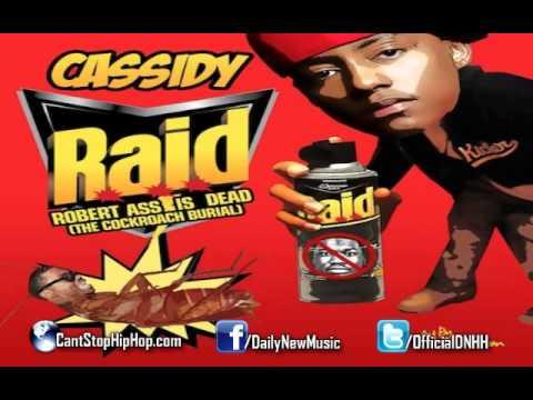 Cassidy - R.A.I.D. (Meek Mill Diss) (Dirty/CDQ)