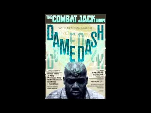 Combat Jack Interviews Damon Dash Part 1 4/10/2013