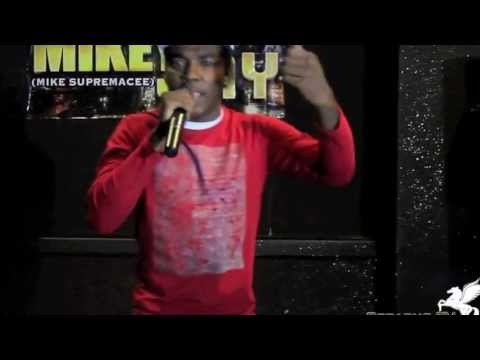 Young Lye* WBLS--Island DefJaM performance New York City / Stack Large Empire