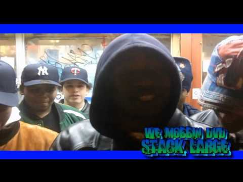 Young Lye wit his Stack Large Empire Family//WE MOBBIN DVD-STACK LARGE(ST.LAWRENCE)