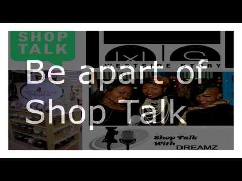 SHOP TALK - recap