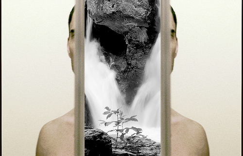 Present Flow  |  James Cospito Solo Exhibition  |  Mind Falls