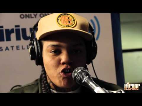 Young MA destroys this freestyle LIVE on Hip Hop Nation