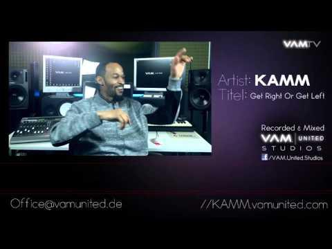 KAMM - Get Right Or Get Left / VAM-United Studios