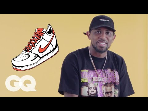 Fabolous Explains the History of the Nike Air Force 1 | GQ