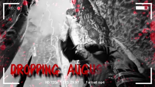 "Promo Trailer...Straight From The Abyss.. Young Gifted New Single ""Poltergeist"" Dropping August 31st"
