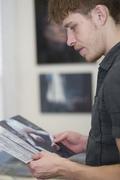Studio Visit: Yuri Leonov