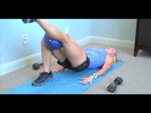 At-home Workout with Joan Dandeneau