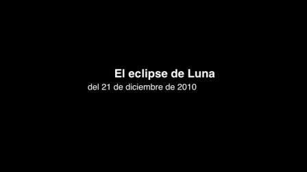 Eclipse de Luna 21/12/2010
