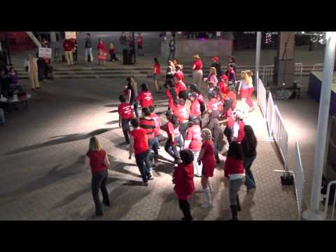 2012 American Heart Association FLASH MOB