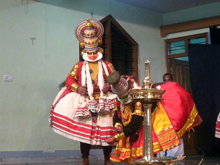 Krishnattam