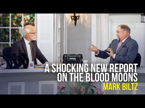 A Shocking New Report On The Blood Moons - Pastor Mark Biltz on The Jim Bakker Show