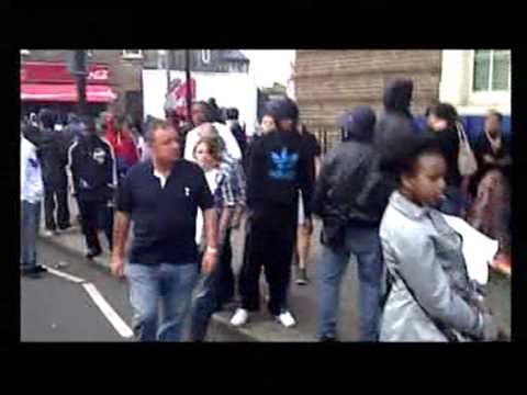 London's Tottenham Riot 2011: How did it began (3 months on) / Independent Riots Panel