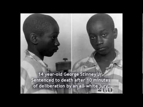 Death Penalty and the new Jim Crow