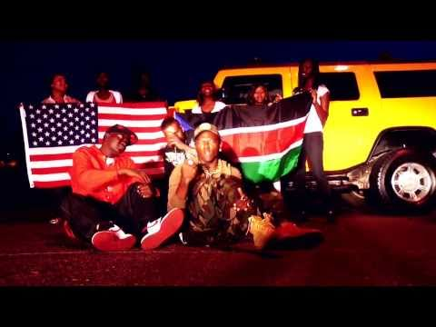 SOUTH SUDAN MUSIC VIDEO: VOTE FOR SEPARATION  -  ADVISOR REX-T feat MR INDEPENDENT.(MLS STARZ