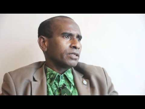 Interview with Herman Wainggai from West Papua