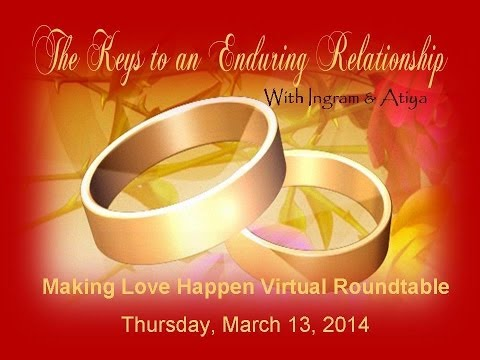 The Keys to an Enduring Relationship