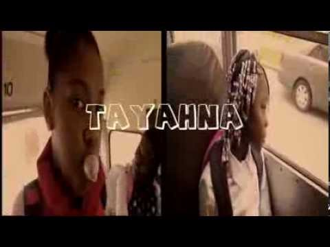 "11 Year Old Female Rapper Tayahna Spits  ""Stop Bullying"""