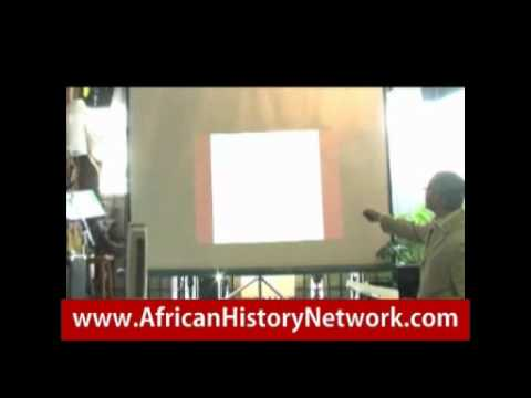 Part 1:The Media's Destruction Of The African-American Family (Lecture) - 7-28-12  Clip 1