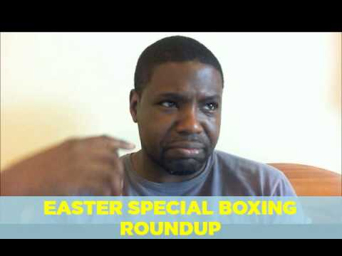 BaylorIC TV Easter Special Boxing Roundup