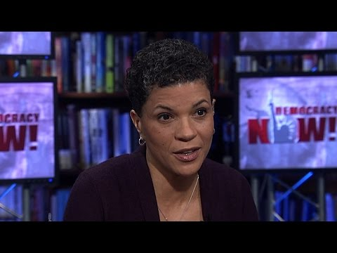"""Michelle Alexander: Ferguson Shows Why Criminal Justice System of """"Racial Control"""" Should Be Undone"""