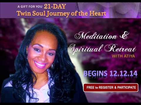 FREE 21-DAY Twin Soul Journey of the Heart