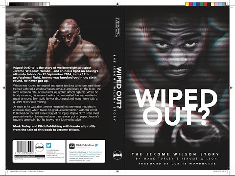 """Injured Boxer Jerome Wilson """" I expected more support from the British Boxing Board Of Controll"""""""