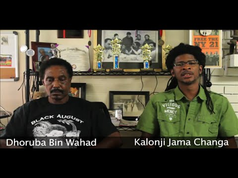 New Black Panther Attack on former Panter Dhoruba Bin Wahad - Press Conference