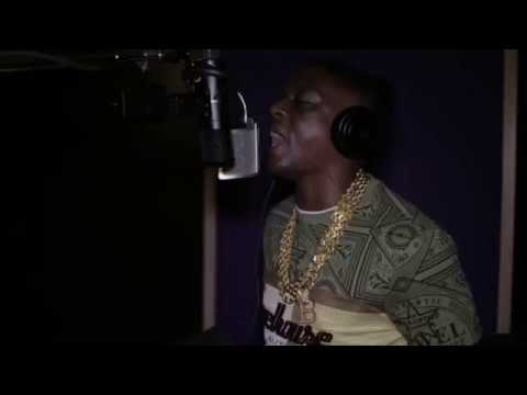 B-Boi Maaane Feat Marco Green & Boosie Bad Azz Studio Session For 'Bad With Da Bag'.