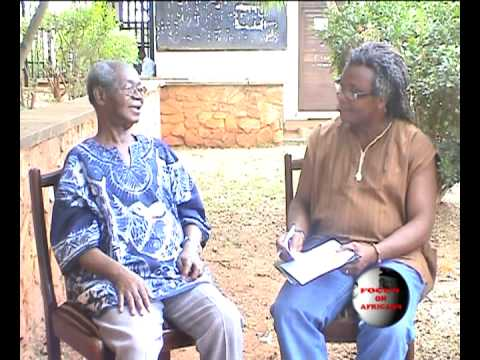 Focus on Africans interview with Professor Kwabena Nketia - Femi Akomolafe