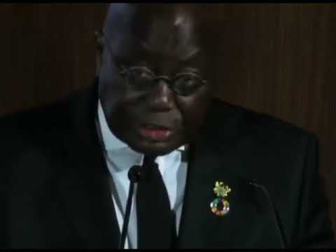 Ghana: President Nana Akufo-Addo's Fearless Speech That Left The West Scratching Their Heads