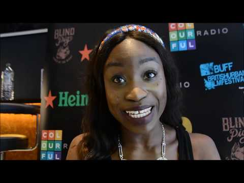 """Actress Adele Oni talks about her  lead role in """"No Shade"""""""
