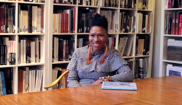 """Shantrelle P. Lewis on """"Dandy Lion: The Black Dandy and Street Style"""""""