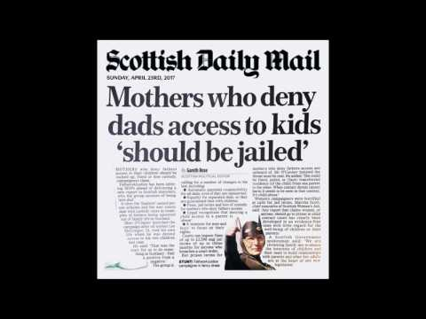 """MOTHERS THAT DENY FATHERS ACCESS TO KIDS """"SHOULD BE JAILED!"""""""