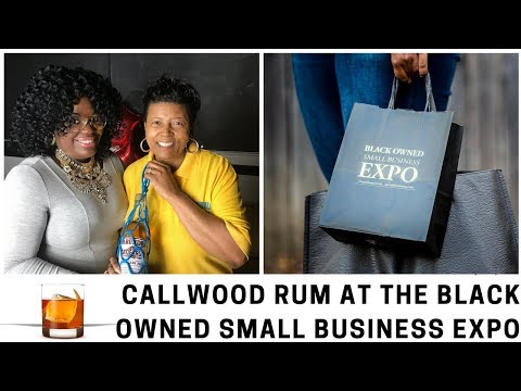 Black Owned Callwood Rum