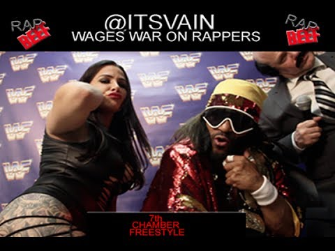 [Video] @itsVain '7th Chamber' (Randy Savage Tribute)