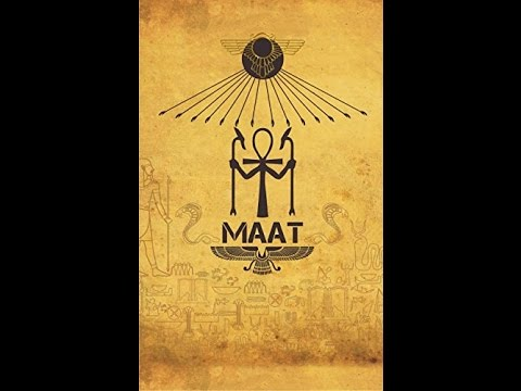 BOOK OF MAAT by Anubis Hotep  AVAILABLE FOR FREE FOR 2 DAYS ONLY!!