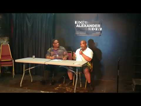 School Shootings-Stop The Violence | Ron Alexander Interview with Kamal Supreme