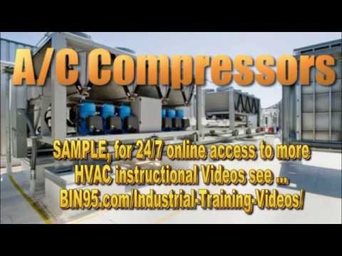 HVAC AC Compressors Training