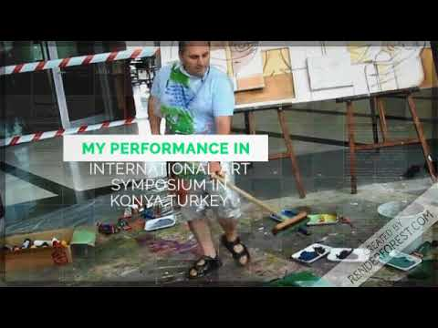 Shefqet Avdush Emini Dutch Art Master My performance