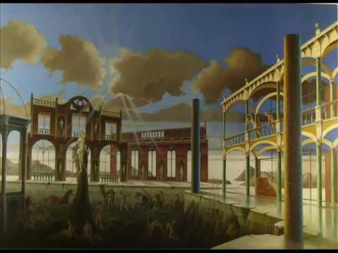 Surrealistic art of John Haanstra video
