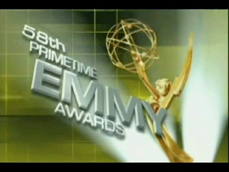 Joe Cipriano Annouces The Emmy Awards