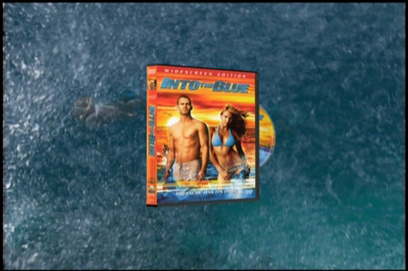 Into The Blue DVD