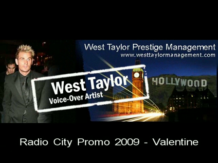 Radio CIty - Valentines Promo