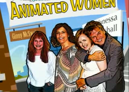 The Animated Women Event