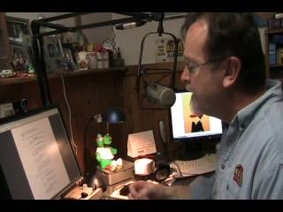 Scott Fortney's Studio-Cam Session 1
