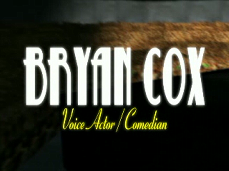 "Bryan Cox ""Character Voice"" Demo"