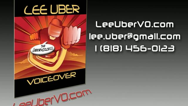 Lee Uber Commercial VO Video Demo
