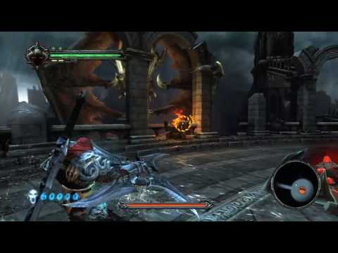 Darksiders---I am Tiamat the Monster here